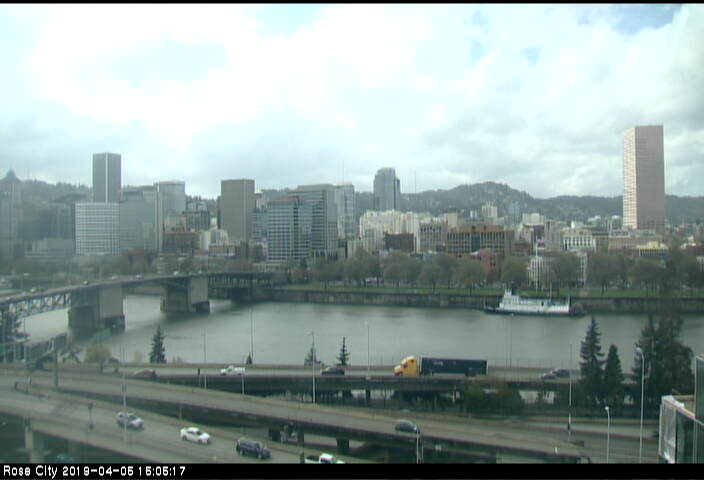 Portland - Olympic Mills Live Cam