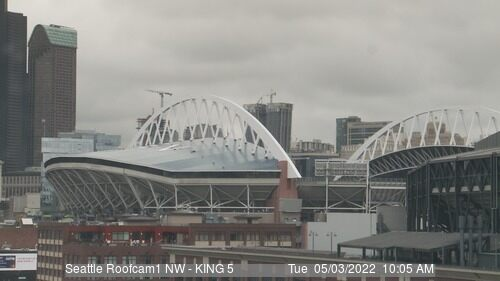 KING 5 Roof 1 Cam