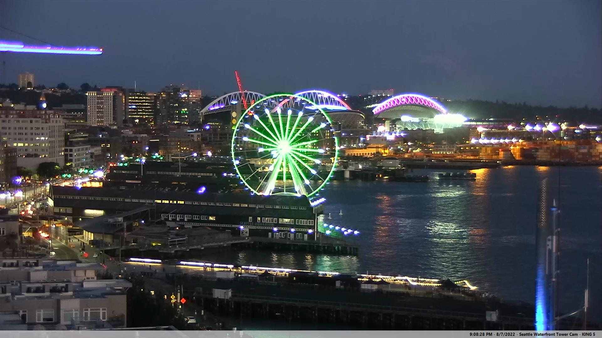 Waterfront Cam