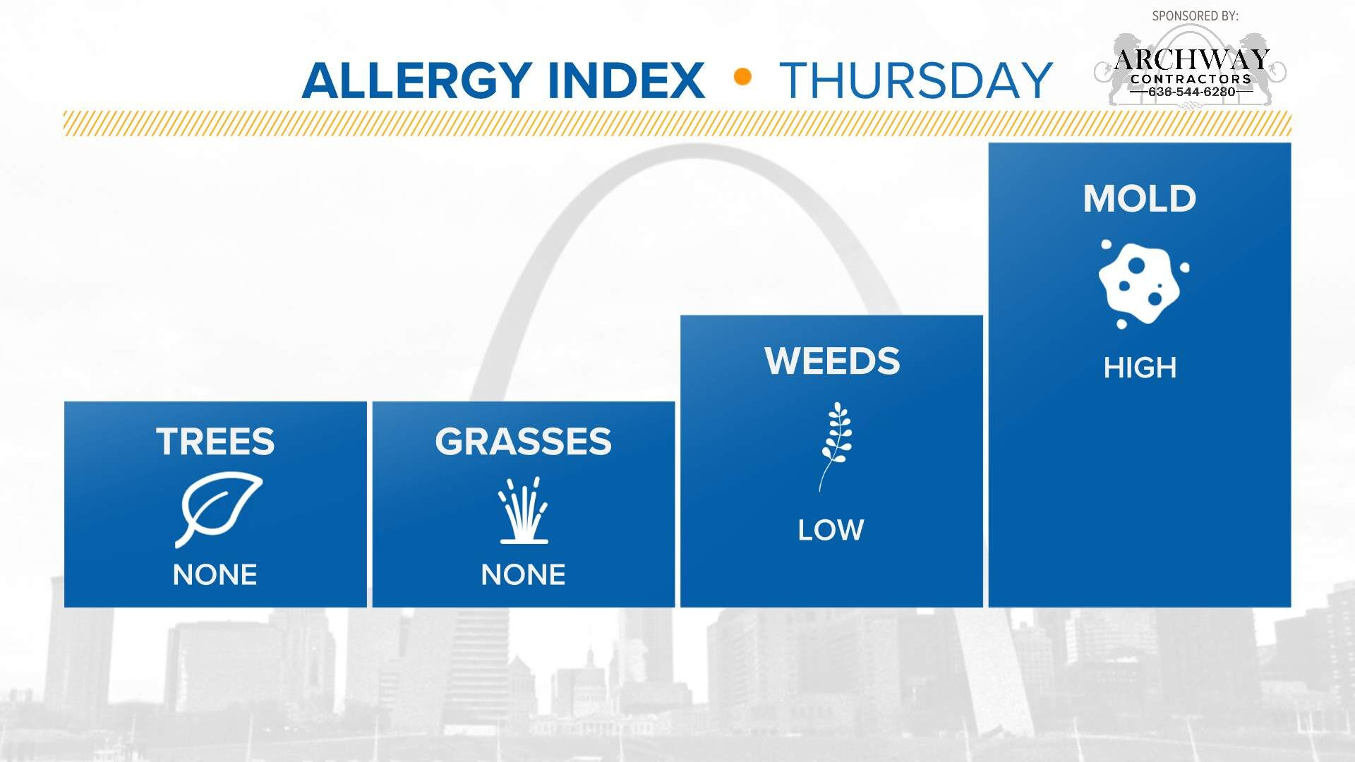 Allergy Index