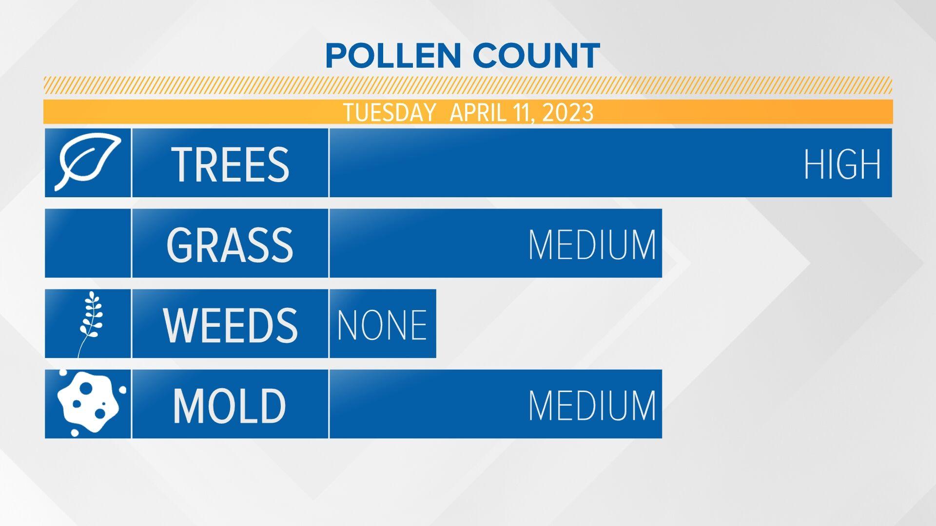 Pollen Check