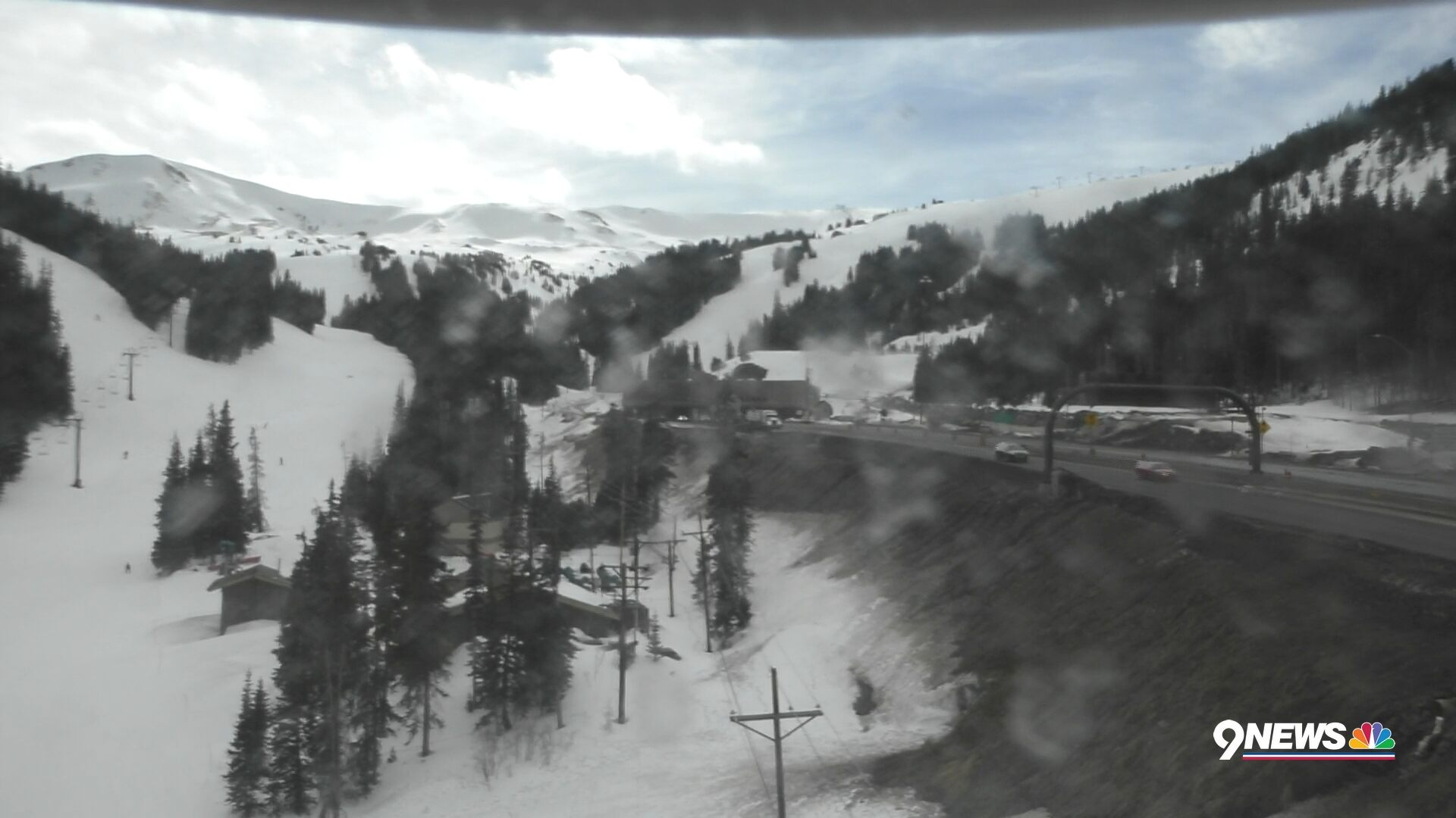 Eisenhower Tunnel Cam