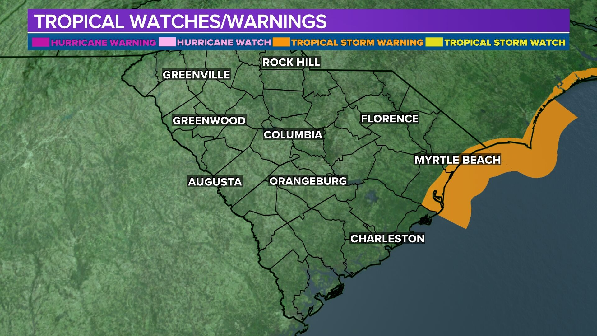 SC Watches and Warnings
