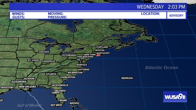 Tropical wave could rain on your Labor Day holiday; Florence forming?