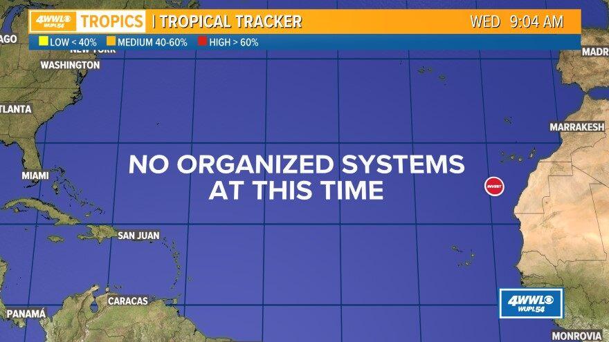 Tropical Tracker 3