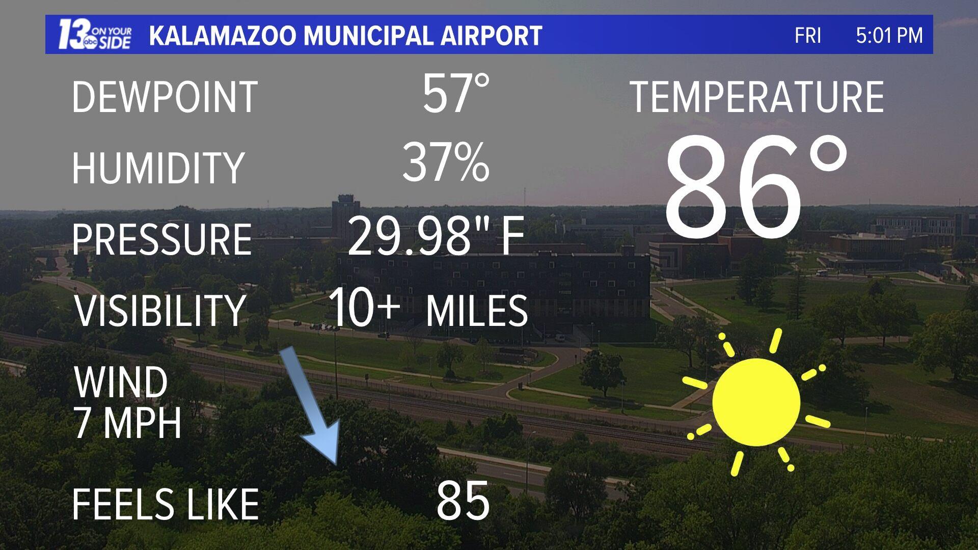 Kalamazoo Municipal Airport