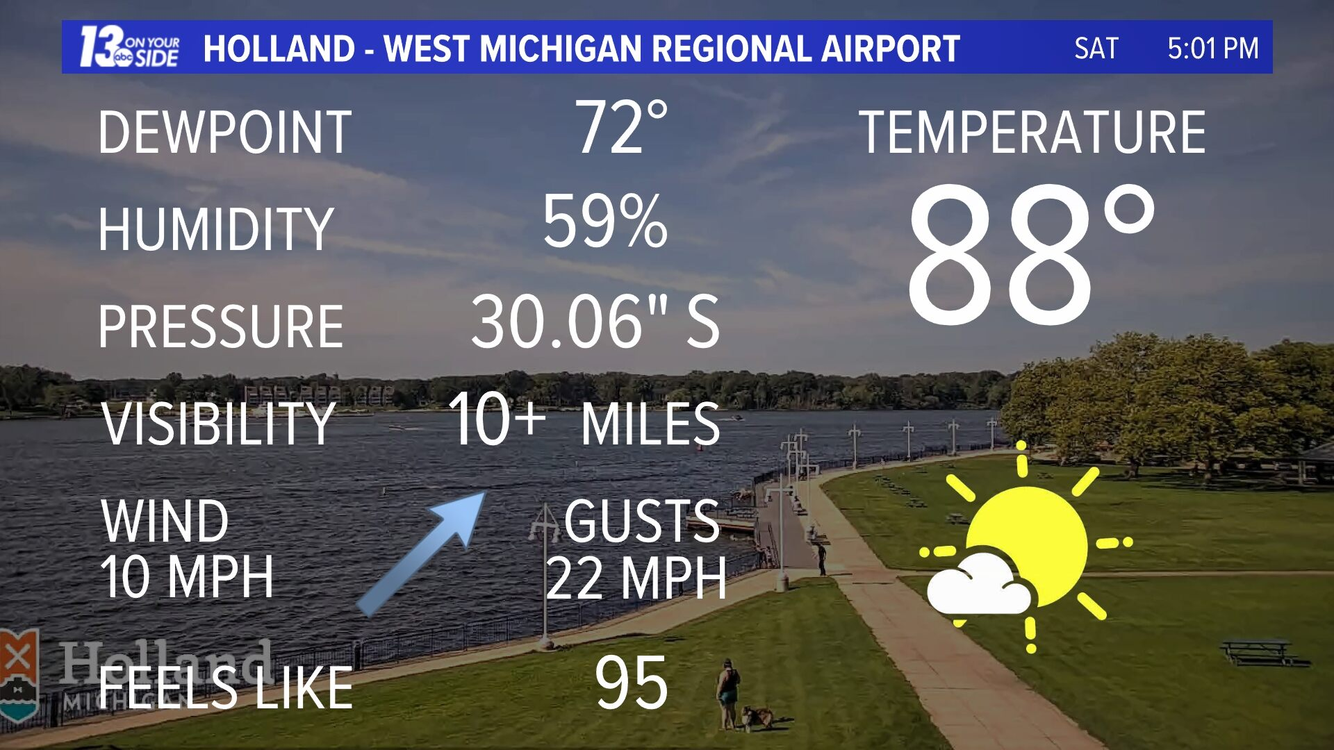 Holland-West Michigan Regional Airport