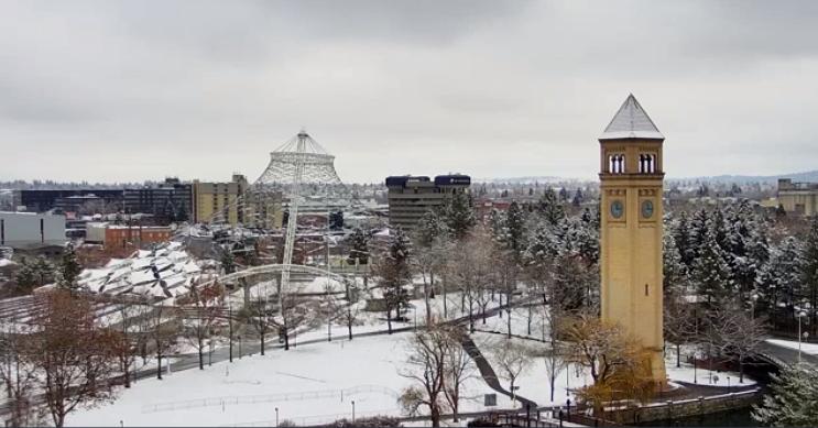 Downtown Spokane Live Cam