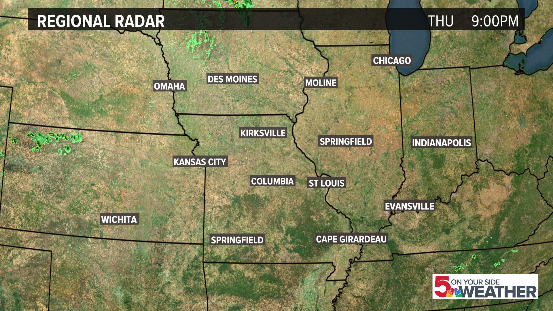 Ksdk Weather Map.Radar Weather St Louis Ksdk Com