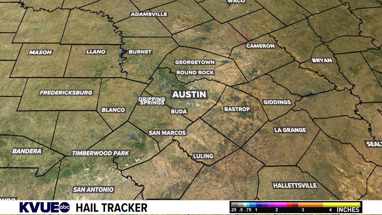 Hail Tracker