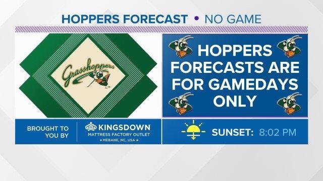 Hoppers Forecast