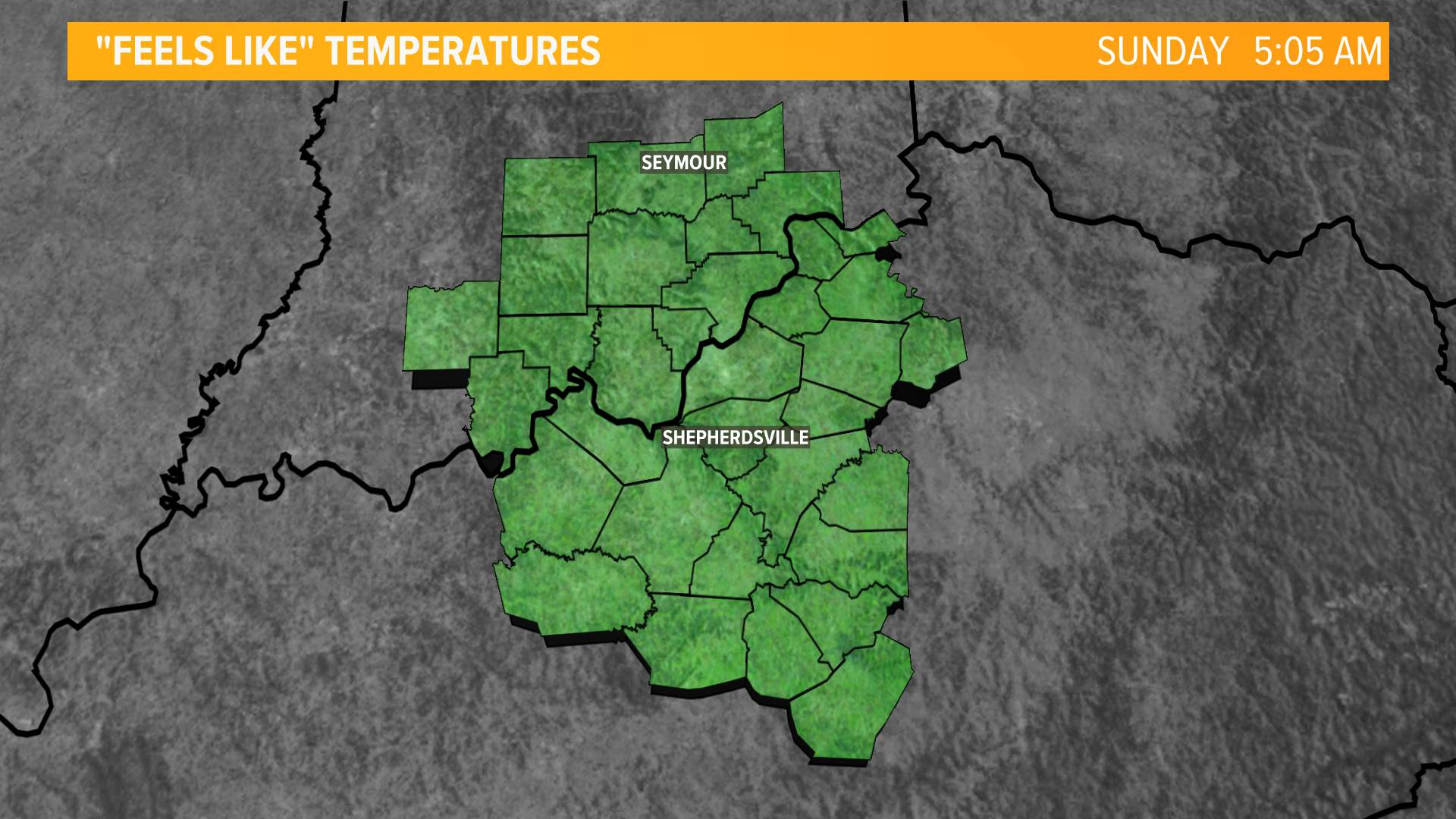 Weather Map Louisville.Weather Maps On Whas11 In Louisville