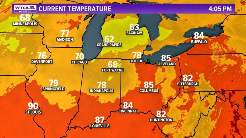 Regional Temperature