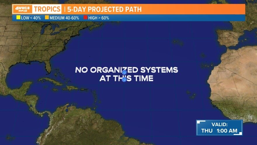 Florida Is In A State Of Emergency As Subtropical Storm Alberto Approaches