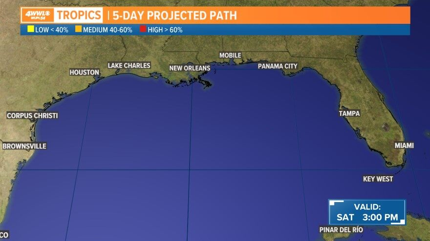 A stronger Alberto to make landfall along Florida panhandle Monday