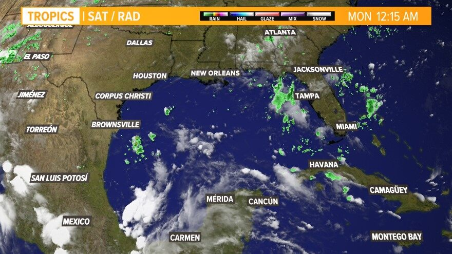 Tropical Sat Radar